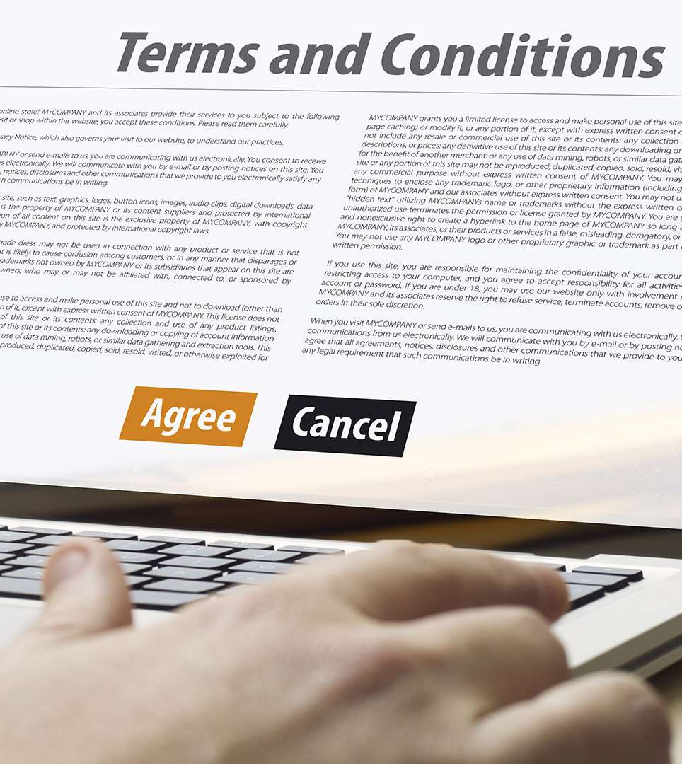 TERMS AND CONDITIONS FOR THE PARKER GUEST HOUSE WEBSITE
