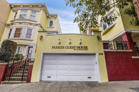 Parker Guest House - Front Entrance